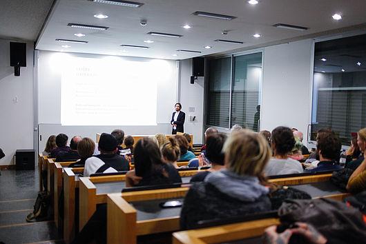 Antrittsvorlesung Prof. Alexander Müller-Rakow